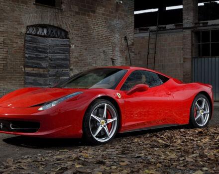 Ferrari 458 Italia null