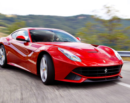 Ferrari F12 null