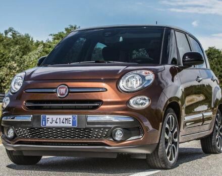 Fiat 500 L 2018