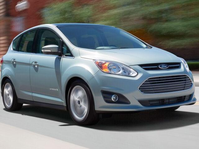 Как мы тестировали Ford C-Max 2016