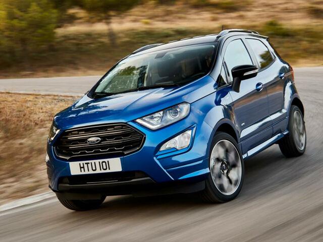 Как мы тестировали Ford EcoSport 2019