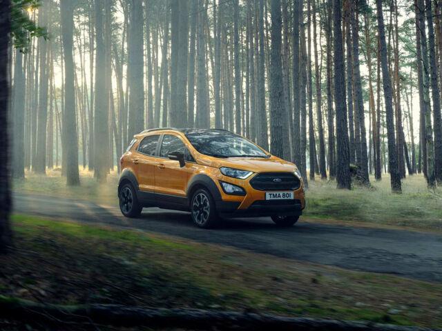 Купить новый автомобиль Форд ЭкоСпорт 2021 на автобазаре AutoMoto.ua
