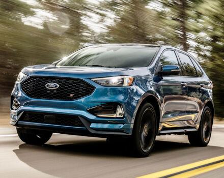 Как мы тестировали Ford Edge 2018