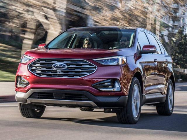 Как мы тестировали Ford Edge 2019