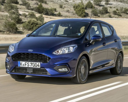 Как мы тестировали Ford Fiesta 2018