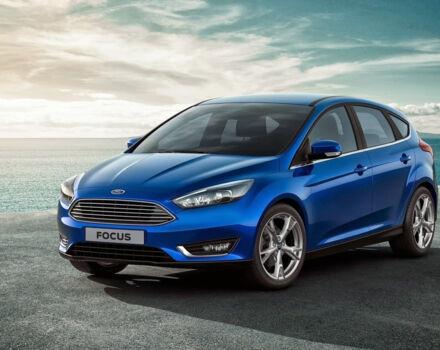 Як ми тестували Ford Focus 2017