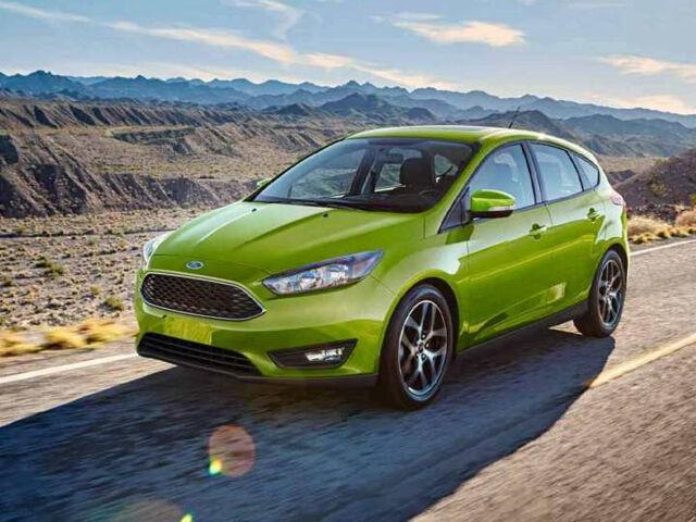 Як ми тестували Ford Focus 2018
