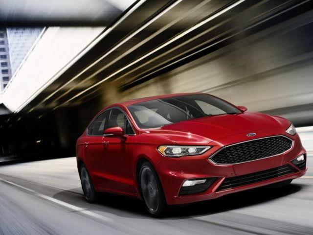 Як ми тестували Ford Fusion 2017