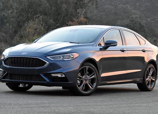 Як ми тестували Ford Fusion 2018