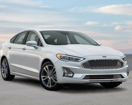 Як ми тестували Ford Fusion 2019