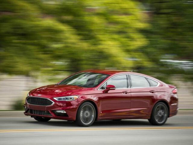 Як ми тестували Ford Fusion 2020