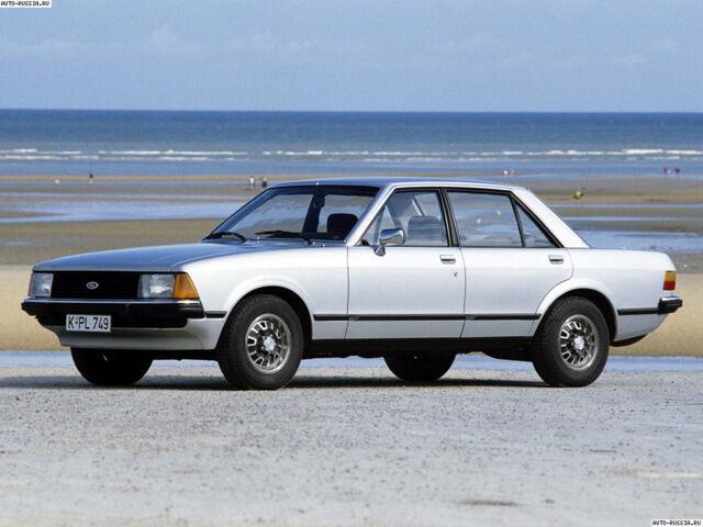 Як ми тестували Ford Granada