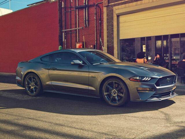 Как мы тестировали Ford Mustang 2018