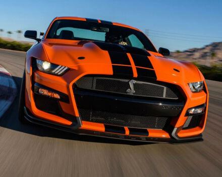 Как мы тестировали Ford Mustang 2020