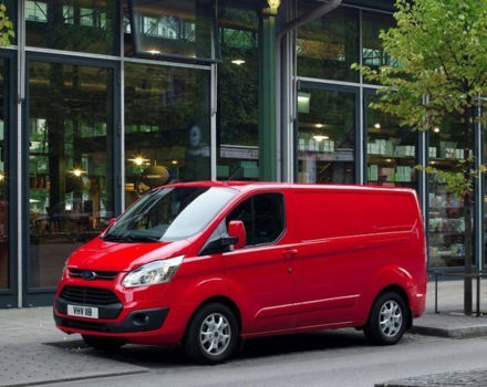 Ford Transit Custom 2016