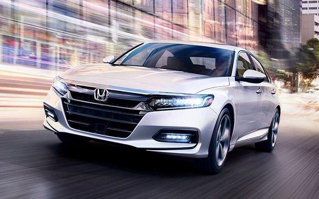 Як ми тестували Honda Accord 2019