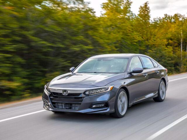 Як ми тестували Honda Accord 2020