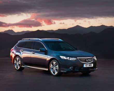 Honda Accord Tourer null