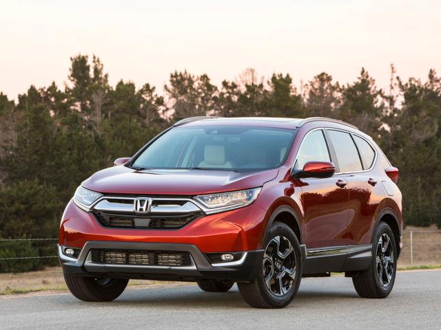 Как мы тестировали Honda CR-V 2018