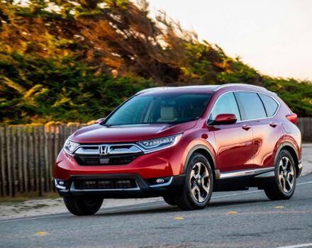 Как мы тестировали Honda CR-V 2019