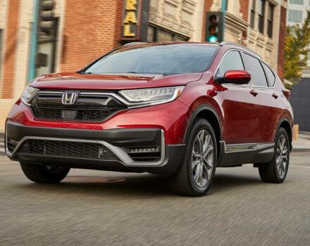 Как мы тестировали Honda CR-V 2020