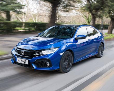Как мы тестировали Honda Civic 2019