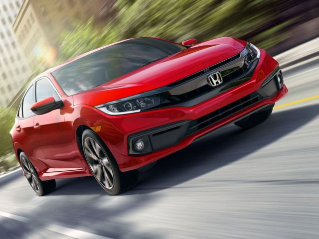 Обзов автомобиля Honda Civic
