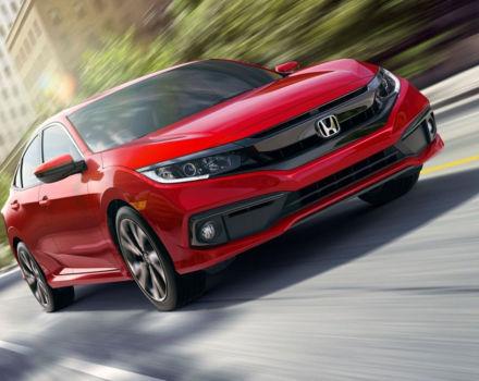 Як ми тестували Honda Civic 2020