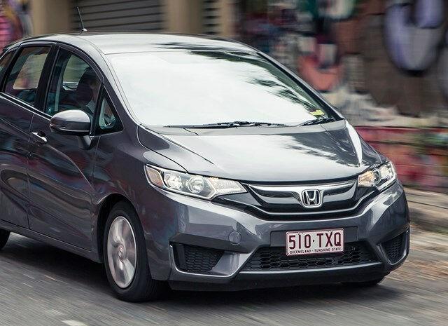 Как мы тестировали Honda Jazz 2016