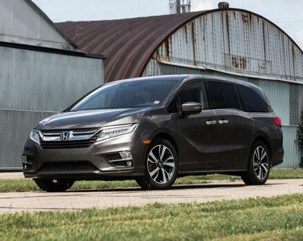 Как мы тестировали Honda Odyssey 2019