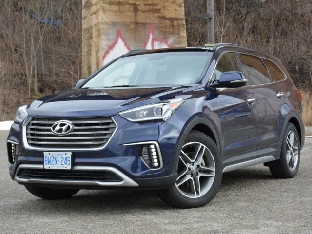 Як ми тестували Hyundai Santa FE 2017