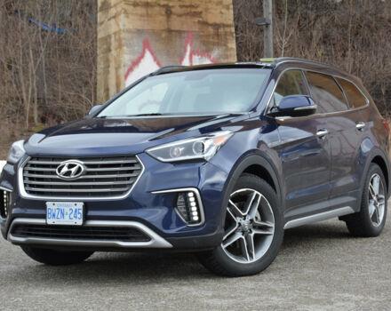 Как мы тестировали Hyundai Santa FE 2017