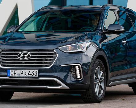 Как мы тестировали Hyundai Santa FE 2018