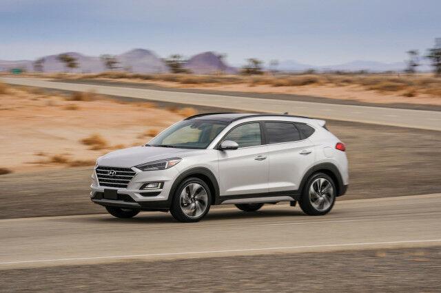 Как мы тестировали Hyundai Tucson 2019