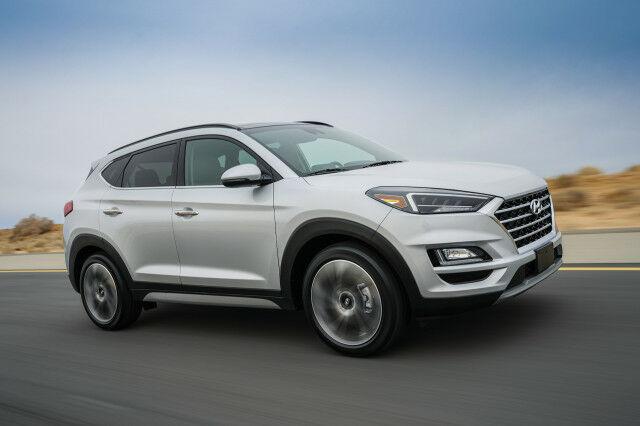 Как мы тестировали Hyundai Tucson 2020