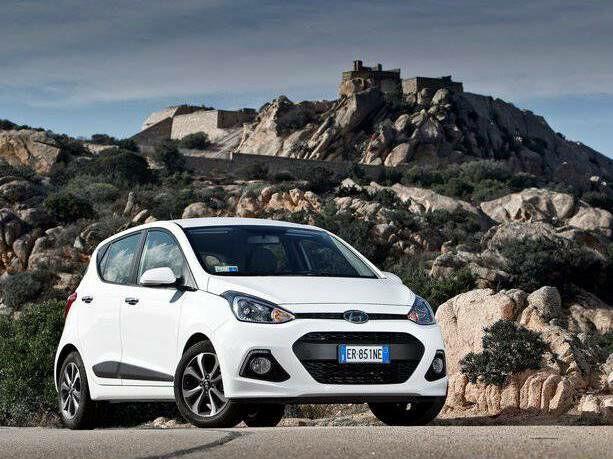 Как мы тестировали Hyundai i10 2016
