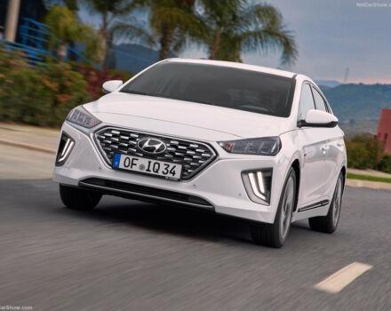 Как мы тестировали Hyundai Ioniq 2020