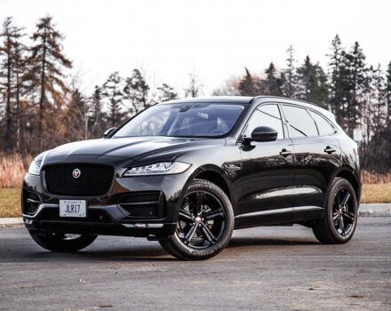 Как мы тестировали Jaguar F-Pace 2018