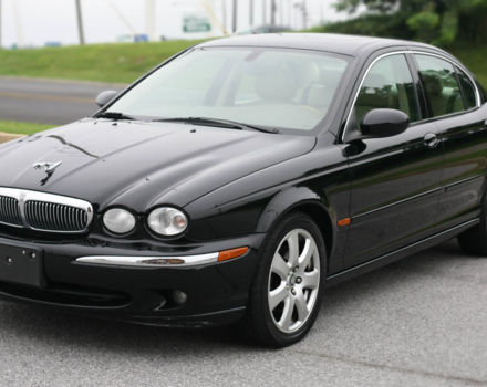 Jaguar X-Type null