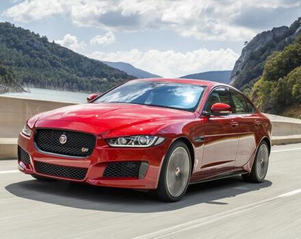 Як ми тестували Jaguar XE 2018