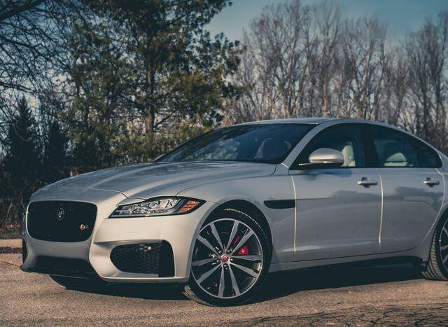 Як ми тестували Jaguar XF 2017