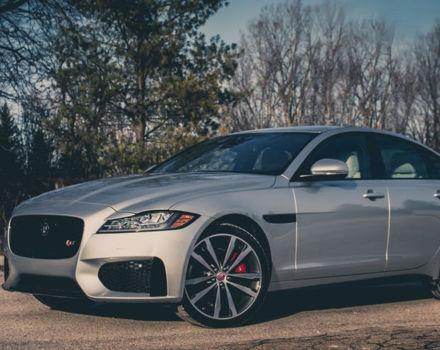 Jaguar XF 2017