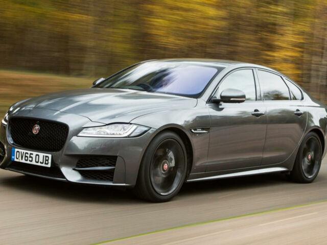 Как мы тестировали Jaguar XF 2018