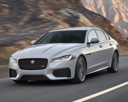 Как мы тестировали Jaguar XF 2019