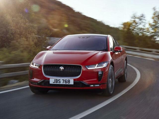 Как мы тестировали Jaguar I-Pace 2019