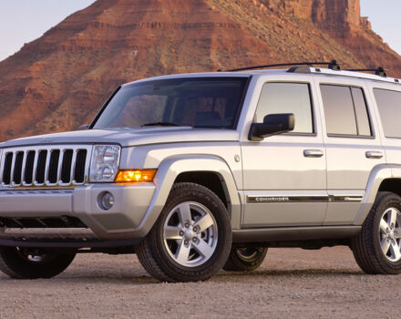 Jeep Commander null