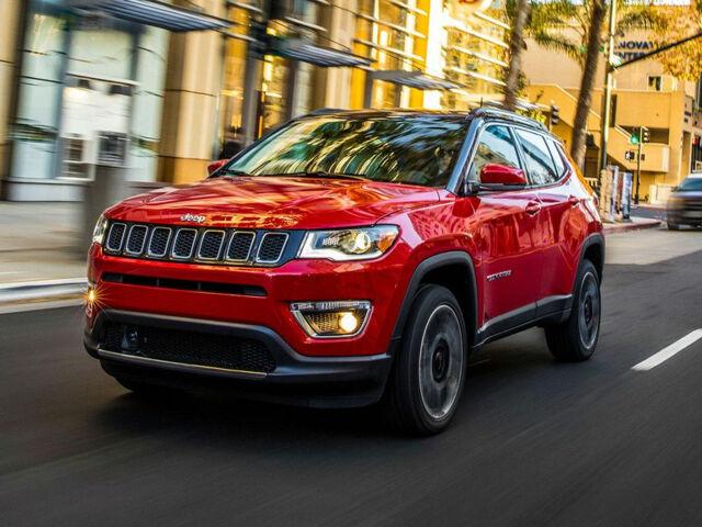 Как мы тестировали Jeep Compass 2019