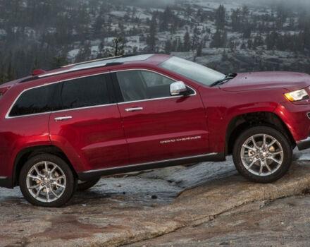 Як ми тестували Jeep Grand Cherokee 2016