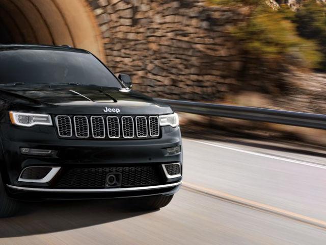 Как мы тестировали Jeep Grand Cherokee 2018