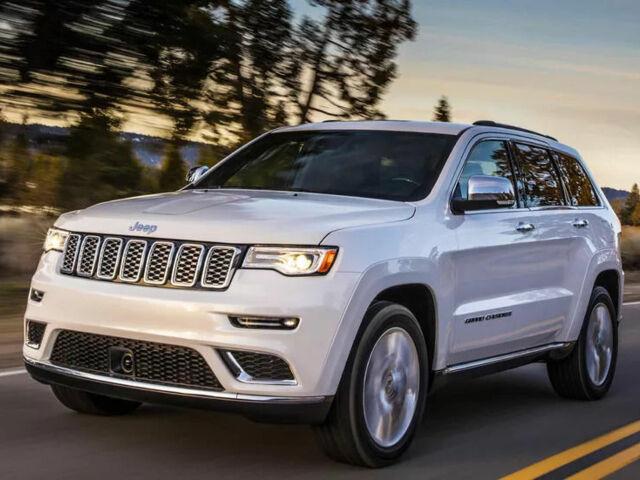 Как мы тестировали Jeep Grand Cherokee 2020